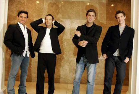 Il divo senhoras na moda - An evening with il divo ...