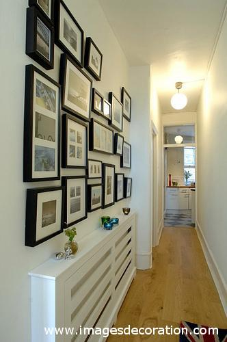 Decora o de corredores senhoras na moda for Decoracion de pasillos pequenos