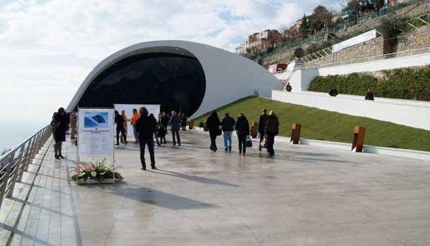 Auditorio de Ravello - Espanha